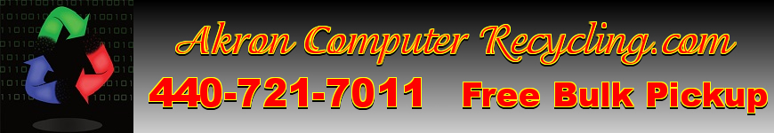 Akron Computer Recycling, Akroncomputercrecycling.com